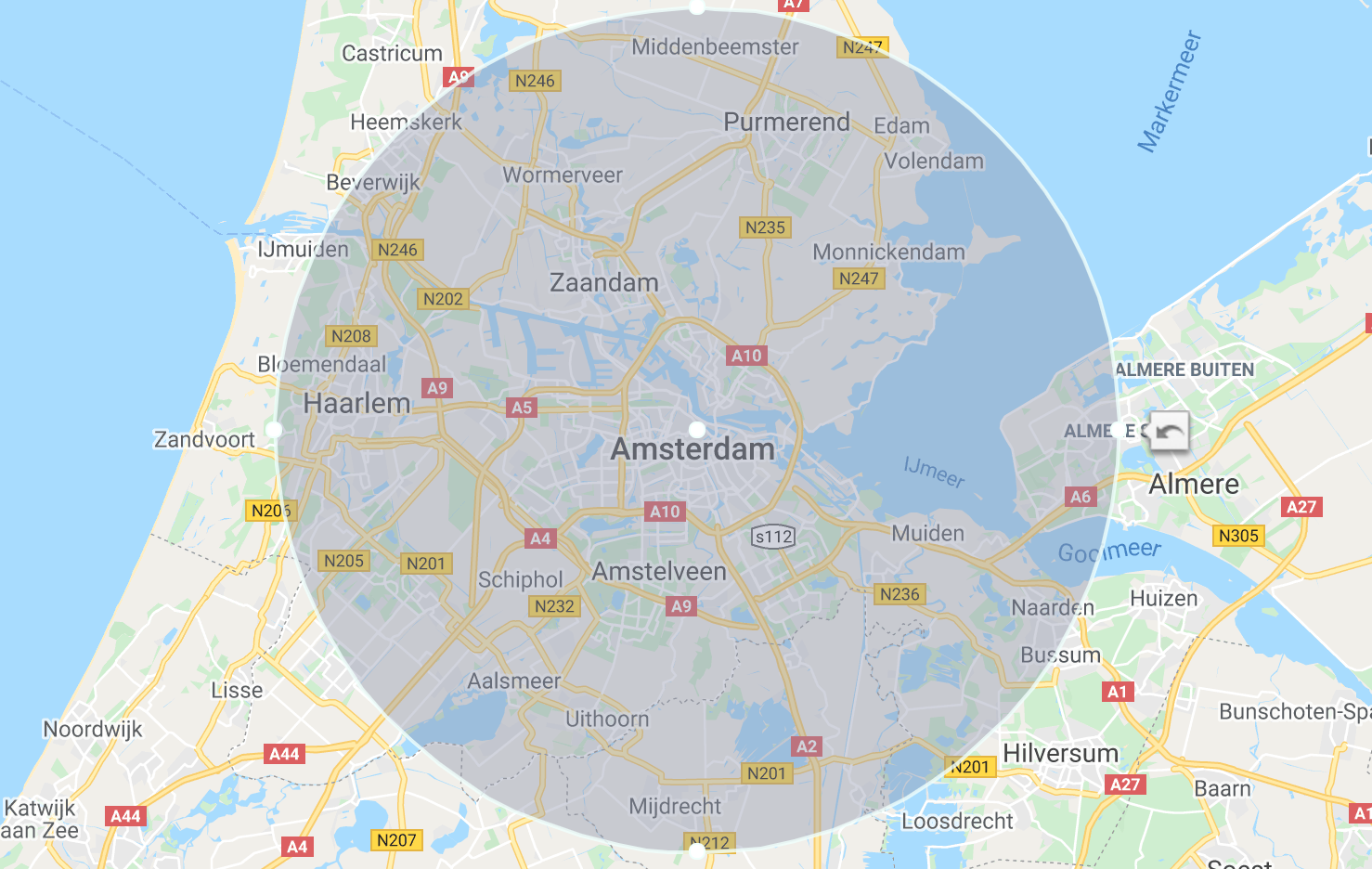 Alle elektriciens in Amsterdam
