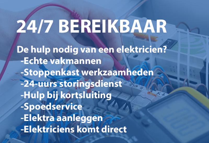 De beste elektricien in Amsterdam