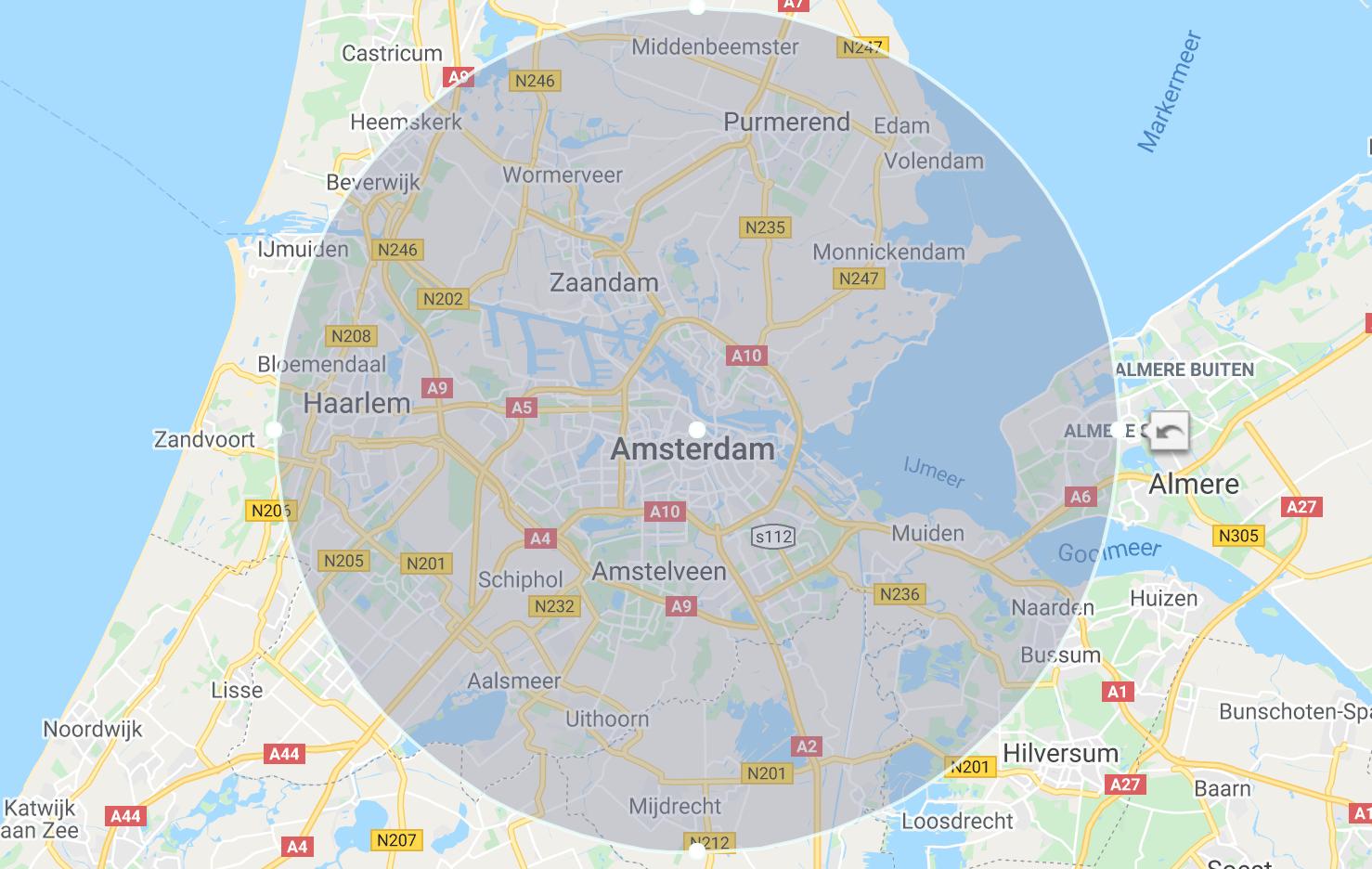 Elektricien Amsterdam oost